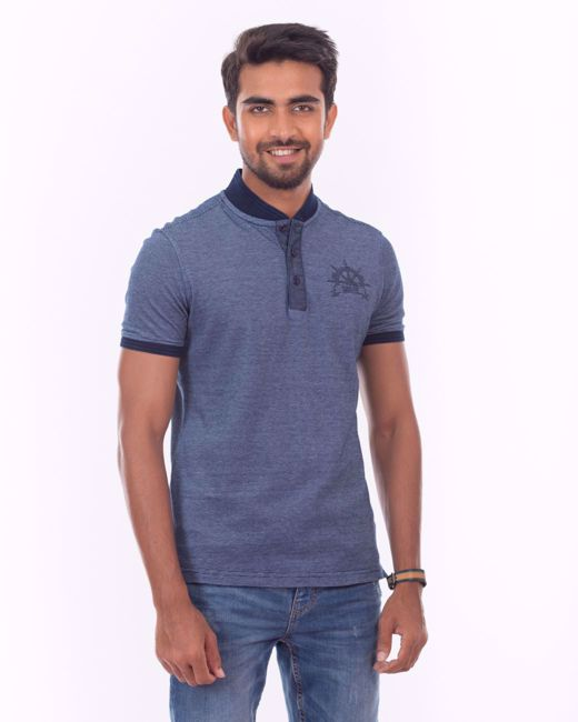 Picture of MENS KNIT BASIC POLO