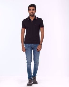 Picture of Tipping Collar Polo