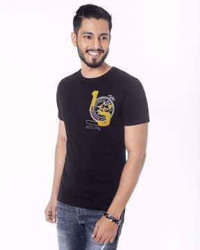 Picture of Sailor Signature Printed T-shirt