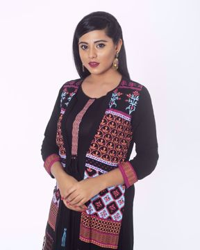 Picture of Double-layered Ethnic Kurti