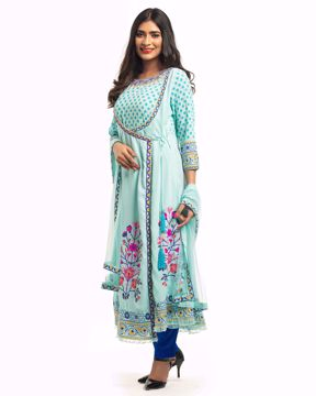 Picture of Angrakha Ethnic Suit