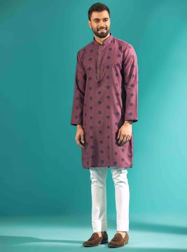 Picture of Ethnic printed premium Kurta