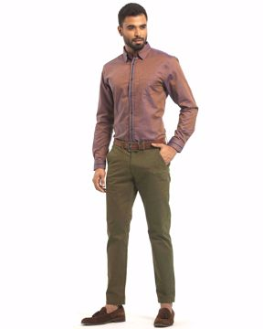 Picture of Giza Cotton  Smart Casual Shirt