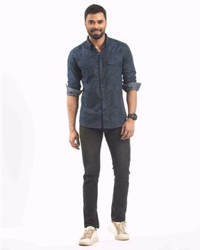 Picture of MENS SMART CASUAL SHIRT