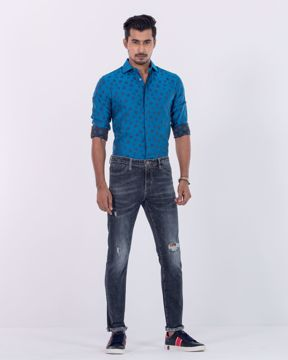 Picture of Mens Denim Trouser (CH)