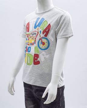 Picture of BOYS KNIT T-SHIRT (7Y) - (12Y)