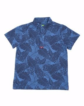 Picture of Window Garden Print Polo