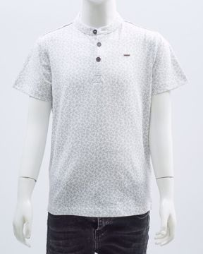 Picture of Boy's Knit Fashion Polo