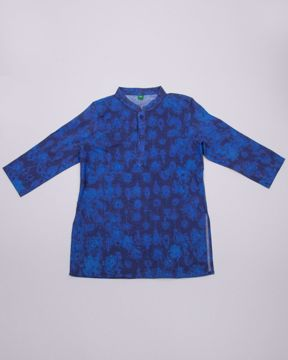 Picture of NEWBORN BOYS FASHION KURTA