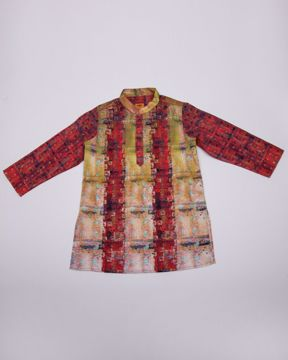 Picture of NEWBORN BOYS FUSION KURTA (1Y) - (2Y)
