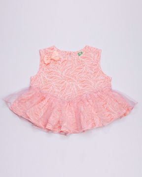 Picture of NEWBORN GIRLS FROCK