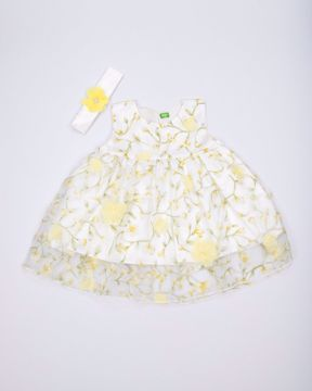 Picture of NEWBORN GIRLS PARTY DRESS