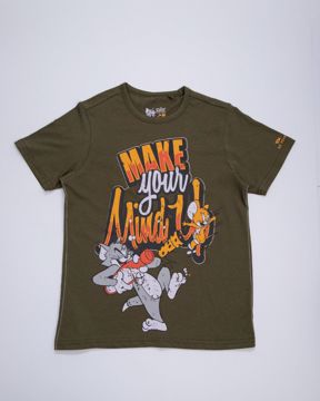 Picture of BOYS KNIT T-SHIRT (7-8Y) (9-10Y)