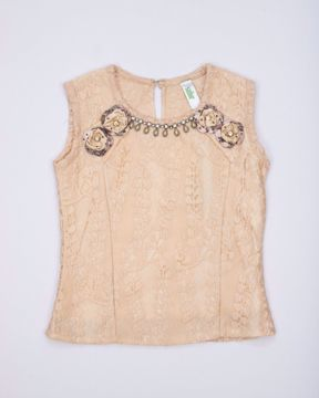 Picture of GIRLS FASHION SKIRT TOP(IN) (2Y) (3-4Y)