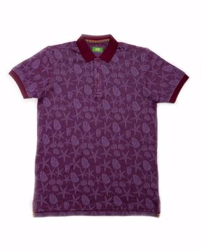 Picture of BOYS KNIT POLO (11Y) - (14Y)