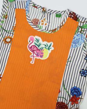 Picture of GIRLS WOVEN FROCK (2Y)