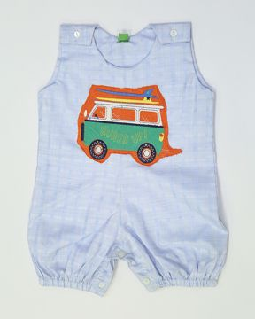 Picture of NEWBORN BOYS BODYSUIT (3M) - (6M)