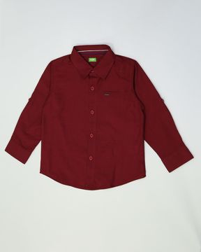 Picture of NEWBORN BOYS CASUAL SHIRT (1Y) - (2Y)