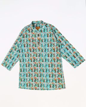 Picture of NEWBORN BOYS FUSION KURTA (1Y)
