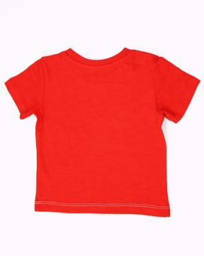 Picture of NEWBORN BOYS KNIT T-SHIRT  (3M) - (6M)
