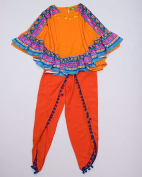 Picture of GIRLS WOVEN 2PCS (7-8Y) (9-10Y)