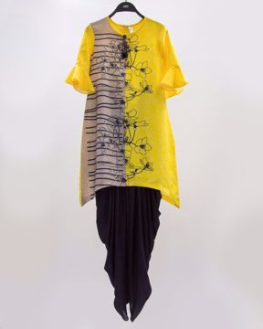 Picture of GIRLS WOVEN 2PCS(IN) (13-14Y) (XS)