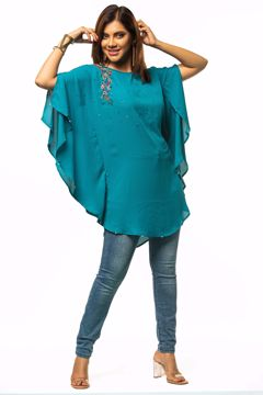 Picture of Womens Woven Cape
