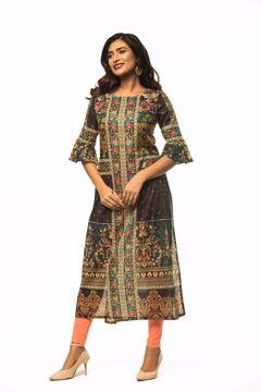 Picture of Womens Ethnic Kurtis