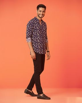 Picture of Mens Comfort Casual Shirt