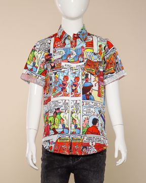 Picture of Boys Smart Casual Shirt
