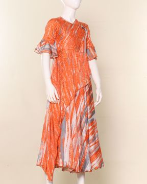 Picture of Girls Long Dress