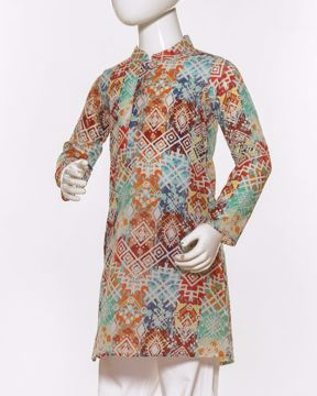 Picture of Boys Fusion Kurta