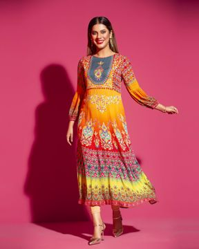 Picture of Long Ethnic Kurti