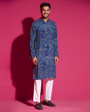 Picture of Men's Classic Kurta