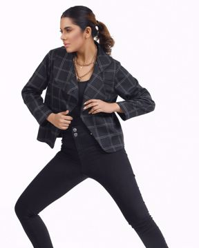 Picture of Womens Retro Chic Jacket