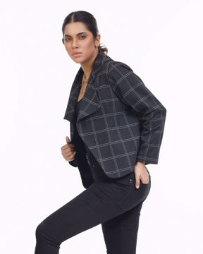 Picture of Womens Retro Chick Jacket
