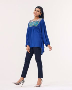 Picture of Womens Knit Fashion Tops