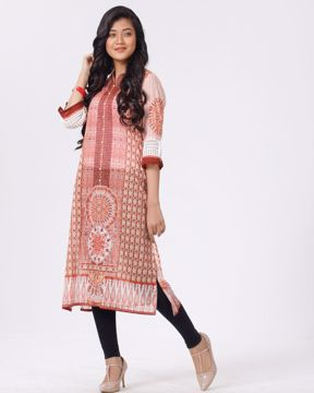 Picture of Womens Long Kurti