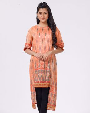 Picture of Womens Long Kurtis