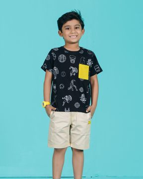 Picture of Boy's Woven Fashion shorts