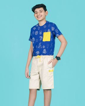 Picture of Boy's WovenFashion shorts