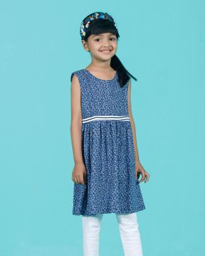 Picture of Girls knit Frock