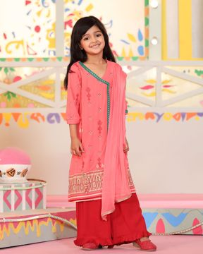 Picture of Girls Fusion Suit Set (3Y - 6Y)
