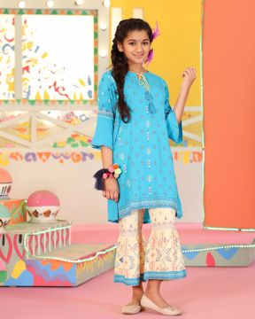 Picture of GIRLS WOVEN 2PCS  (11-14 Years )
