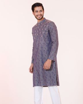 Picture of MENS FUSION KURTA