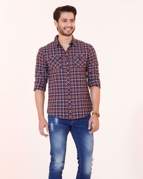 Picture of MENS CASUAL SHIRT (F/S)