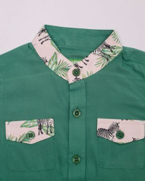 Picture of NEWBORN BOYS CASUAL SHIRT