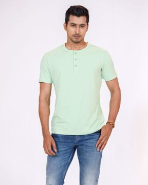 Picture of Men's Knit Henley