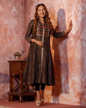 Picture of Womens Grown-up Glam Kurti