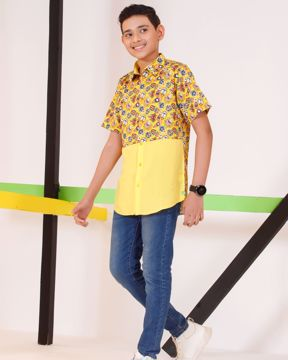 Picture of Boys Casual Shirt  (11-14 Years)